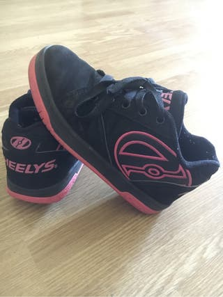Zapatos HEELYS, de una rueda por zapato