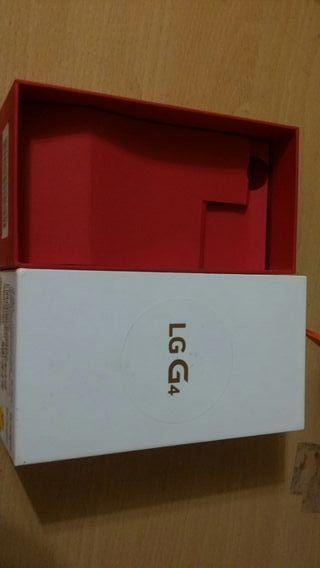 caja lg g4 como nueva