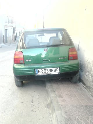 SEAT seat arosa 1998
