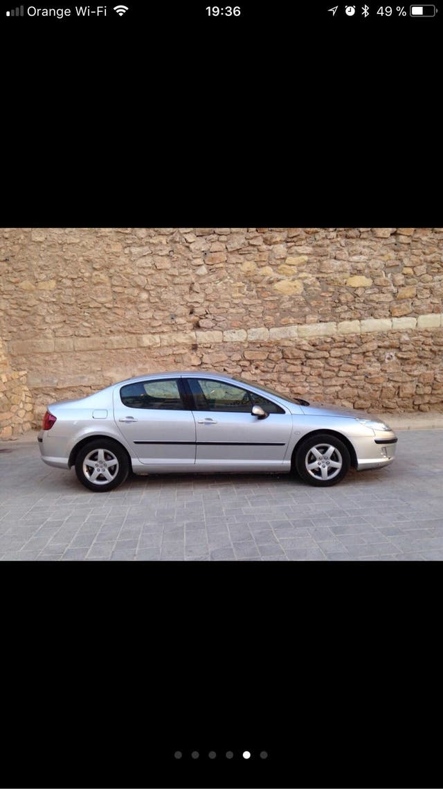 Peugeot 407 2006 diésel