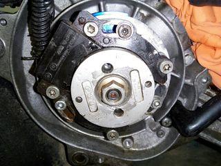 Rotor pvl digital avance variable