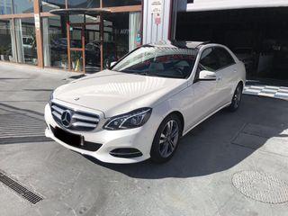 Mercedes-Benz Clase E 220 CDI 170cv AUTO 9vel 2015