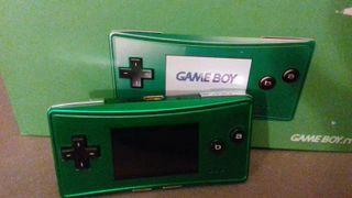 NUEVA! game boy micro