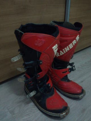 botas rainer harcross