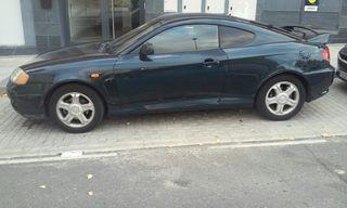 Hyundai Coupe en buenas condiccciones 2003
