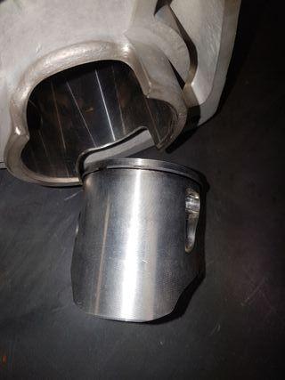 cilindro motor rotax 125