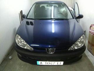 Peugeot 206 automatico
