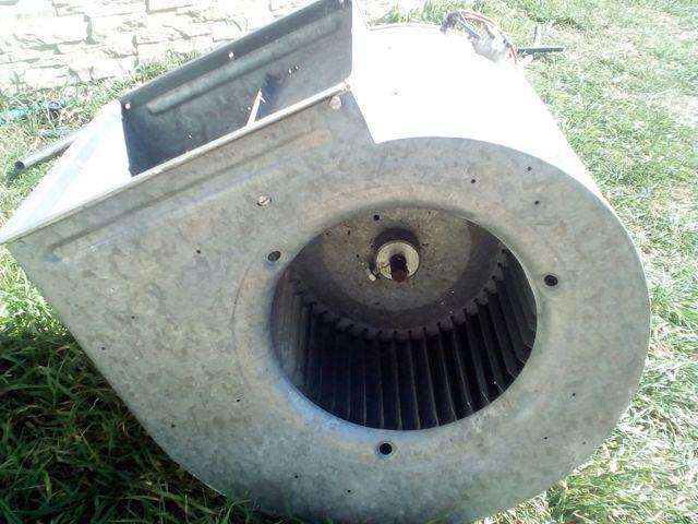 Extractor Turbina, exterior 40x35 boca 35x28.