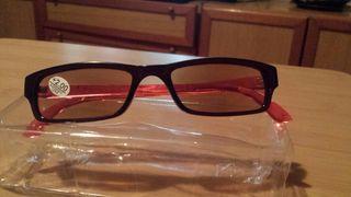 Gafas nuevas de cerca.+2 dtrias