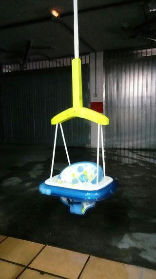 columpio niño