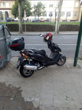 scooter kymko 250