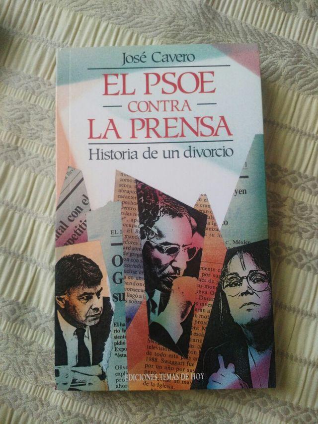 El PSOE contra la PRENSA