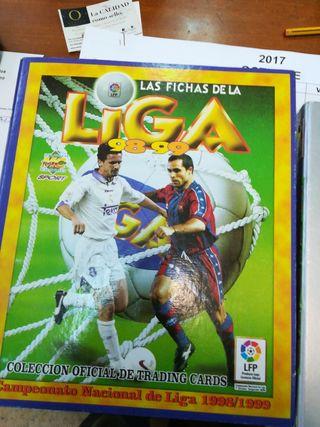 álbumes ligas96/97y98/99