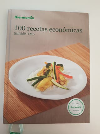libro thermomix 100 recetas economicas