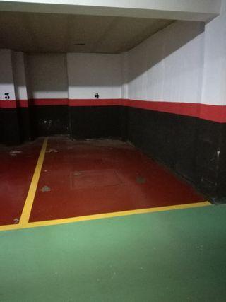Plaza garage Portazgo
