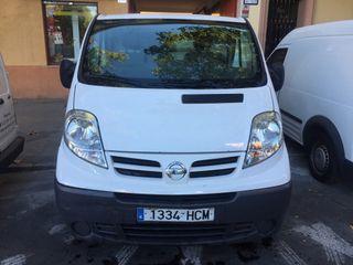 Nissan Primastar 2011, 6vel, 115cv