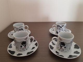juego de cafe baquitas