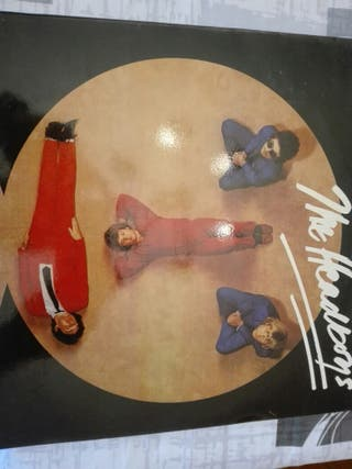 disco vinilo THE HEADBOYS