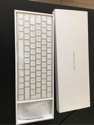 Apple teclado y raton magic 2