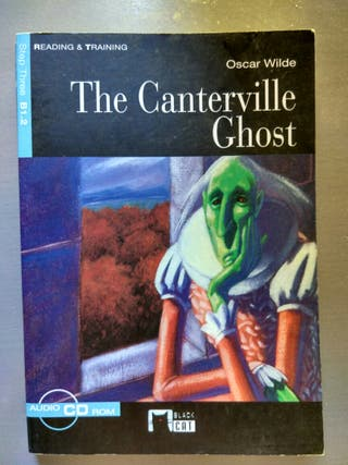 Libro Ingles The Canterville Ghost