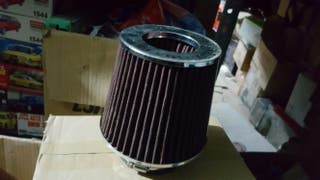 Filtro aire coche