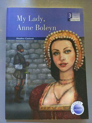 Libro Ingles My Lady, Anne Boleyn