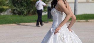 Vestido de novia, San Patrick