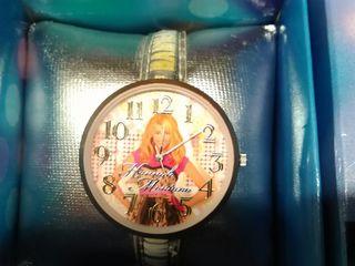 Reloj juvenil Hannah Montana