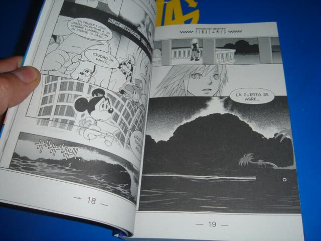 Cómic manga 3 números KINGDOM mini serie