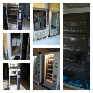 máquinas expendedoras Vending
