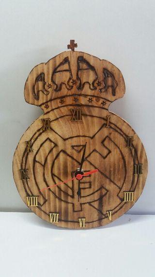 reloj del real madrid