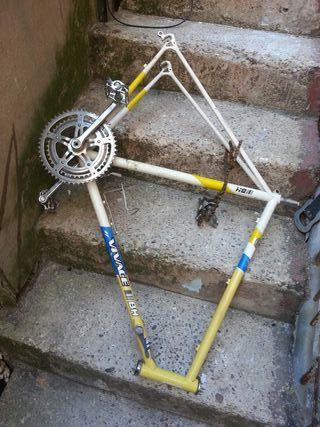 cuadro de bici bh vivace