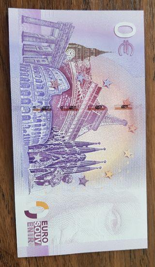 billete 0€