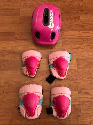 Proteccions patins