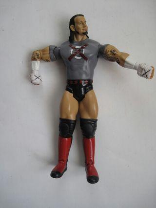juguete figura wwe pressing catch luchador 2004