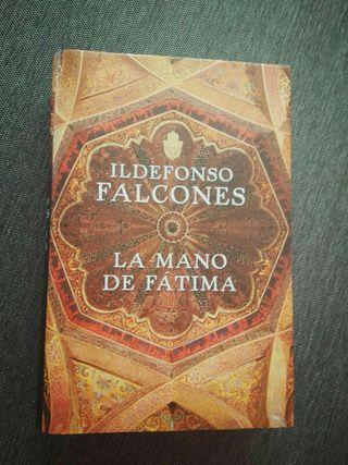 Libro La Mano de Fátima. Ildefonso Falcones.
