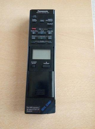 Mando a distancia Panasonic video