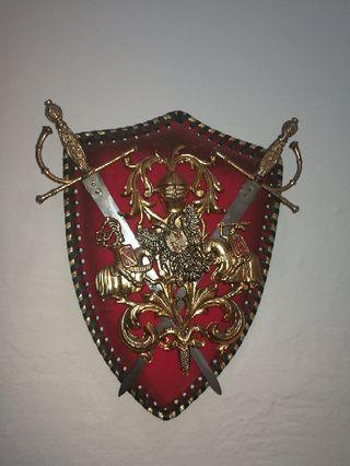 escudo antiguo