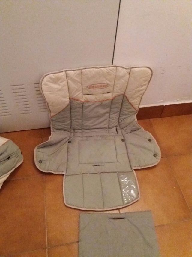 Fundas silla y capazo