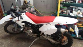 Moto de cross 125cc