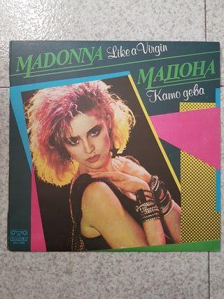 Madonna _ Like a Virgin