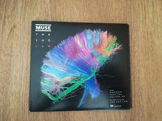 Disco + dvd The 2nd law, Muse