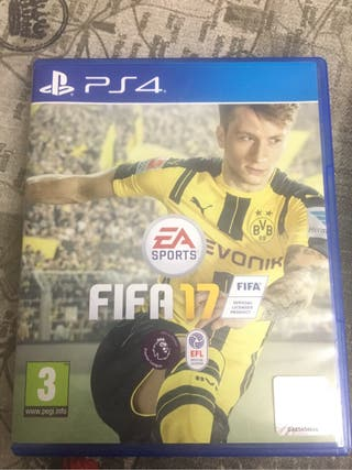 Videojuego FIFA 17