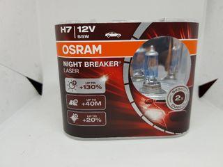 juego bombillas Osram H7