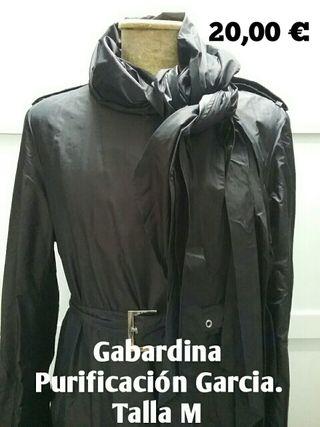 Gabardina de Purificación García. T. M
