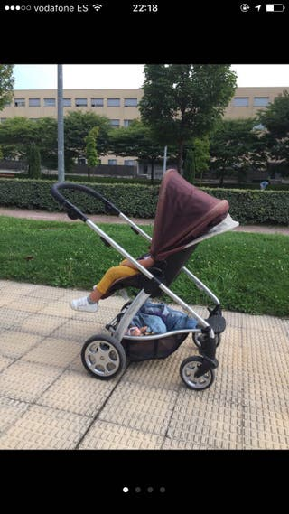 Carro Papas&Mamas Sola