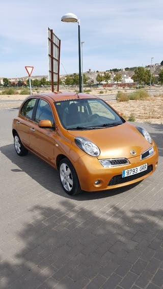 Nissan Micra 11/2008