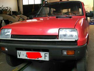 Renault 5 950cc 1974