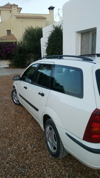 Ford Focus 2005 perfecto por trabajo