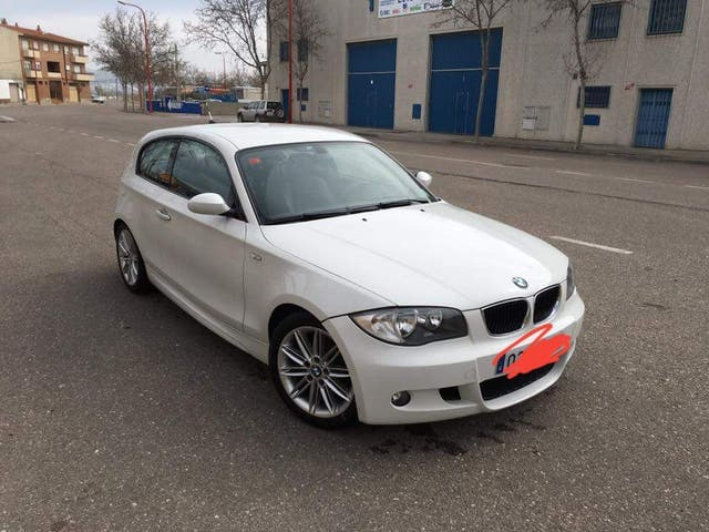 BMW Serie 1 2007 M edition